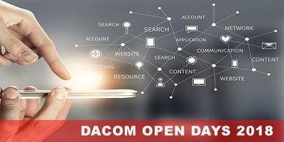 Dacom Open Days 2018 - 15 anni Special Edition - Open House Milano