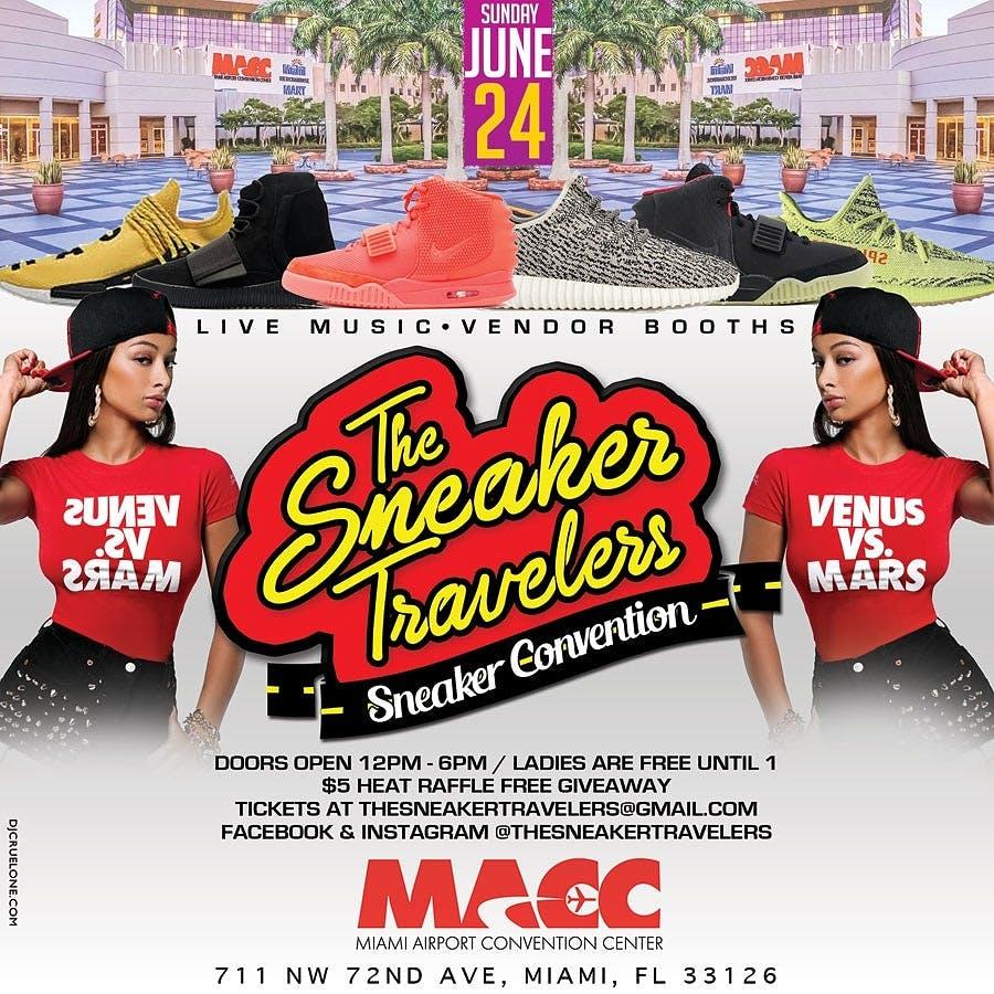 The Sneaker Travelers Miami