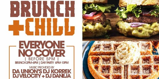 TDE - BRUNCH N CHILL - BRUNCH / DAY PARTY / HOOKAH AT LE REVE