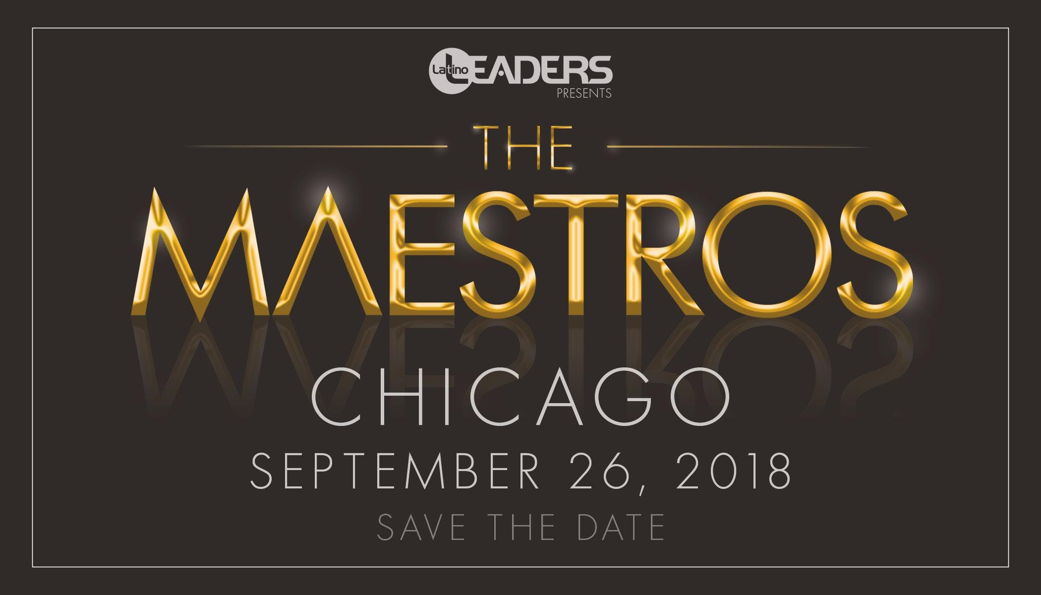 The Maestros: Chicago 2018