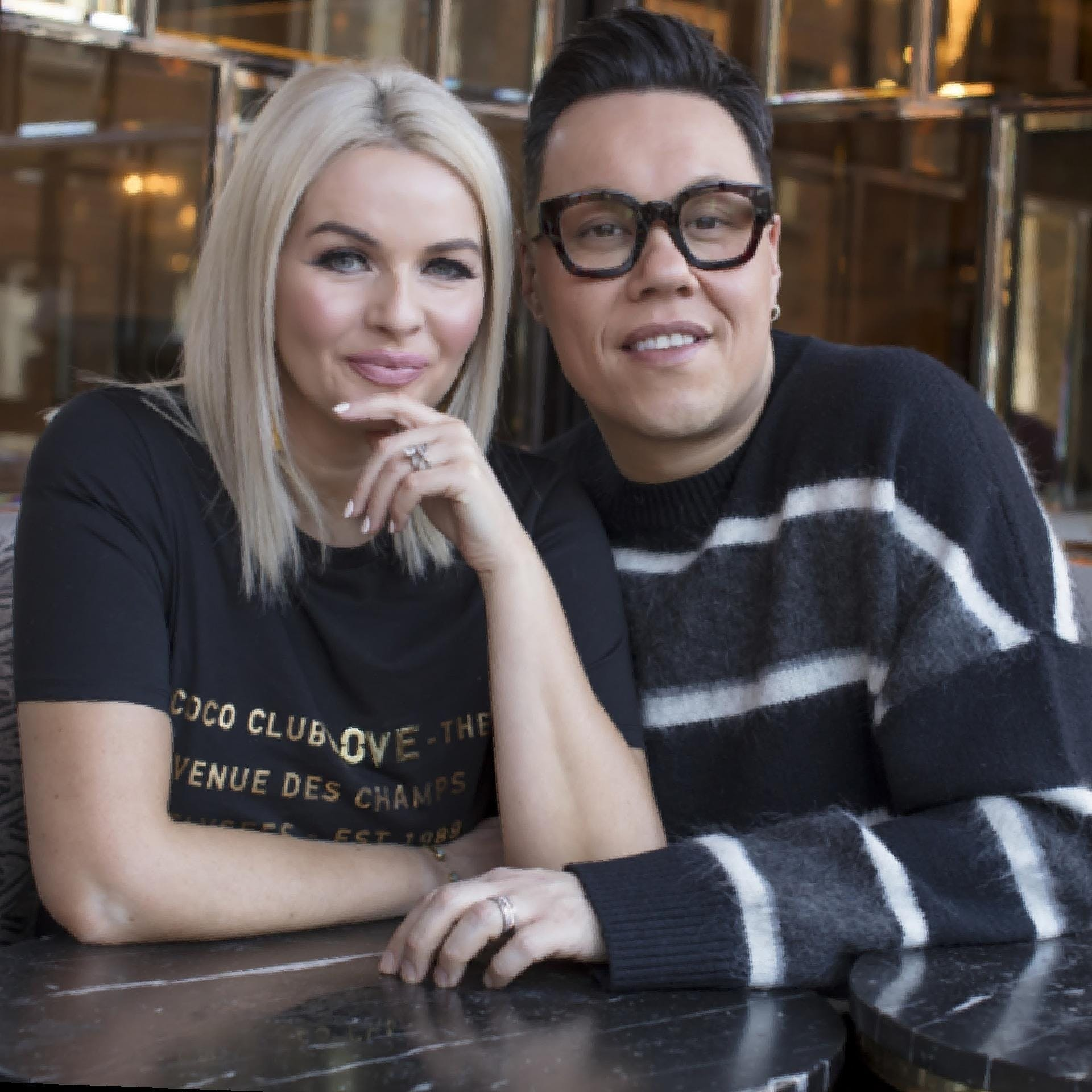 Gok Wan & Danielle Mahon Fashion & Beauty Collective