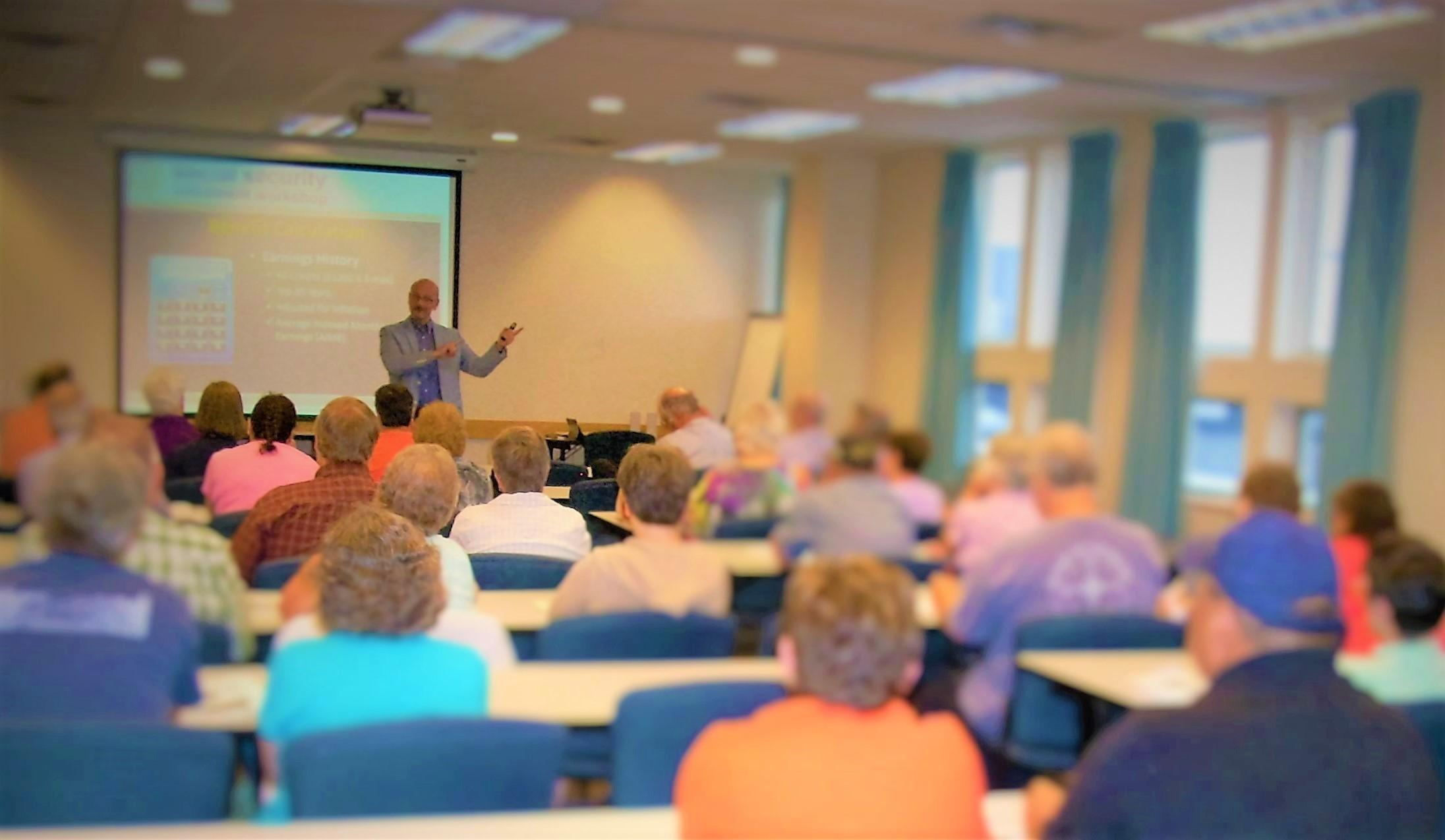 New Haven, CT | New Normal... Social Security, Medicare, & Filing Decisions