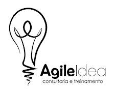 AgileIdea - Consultoria e Treinamento em Gestão de Produtos, Projetos e Processos logo