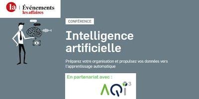 Conférence les Affaires : Intelligence artificelle