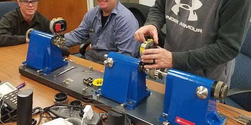 2 or 3-Day Expert Shaftalign, Optalign, & Rotalign Laser Alignment Training