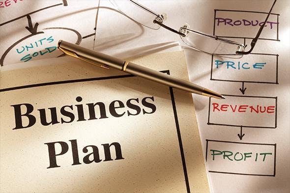 Write a Business Plan - Template