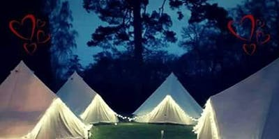 Summer Glamping Retreat in Bermuda