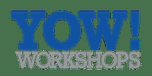 YOW! DepthFirst 2018 - Sydney- Deep Learning Workshop...