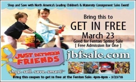 JBF Kids Consignment Sale