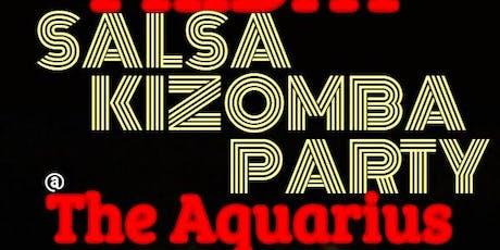 Thank God it's Friday Salsa & Kizomba Party (stafford) tickets