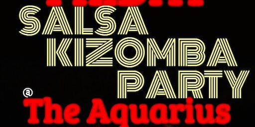 Thank God it's Friday Salsa & Kizomba Party (stafford)