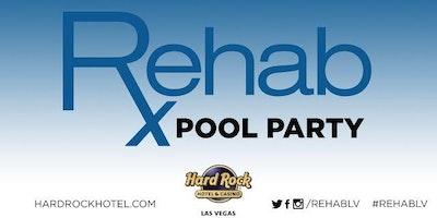 REHAB Beach - Pool Party - June 23