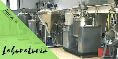 Antos Cosmesi - Laboratorio aperto - ottobre 2019
