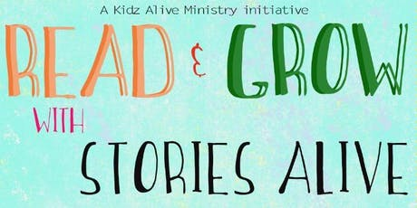 Stories Alive Singapore (Parents with Kids below 8, Sat: 2 pm to 3 pm) tickets