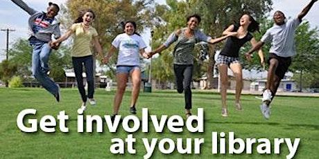 Summer Teen Volunteer Informational Meeting tickets