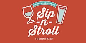 2018 DRA Sip-n-Stroll: A Downtown Greensboro Craft...