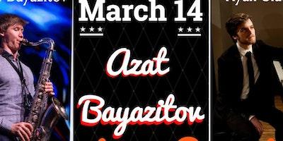 Azat Bayazitov CONNECTION QUARTET