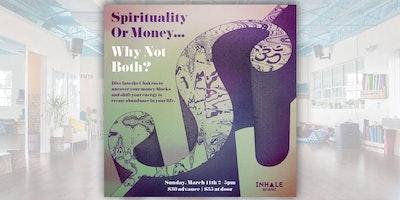 Spirituality or Money