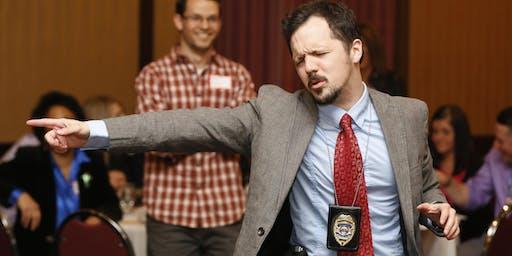 Dinner Detective Murder Mystery Show Milwaukee