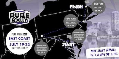 Pure Rally USA East coast 2019