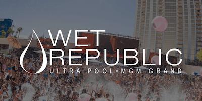 Wet Republic - EDM Pool Party -June 23