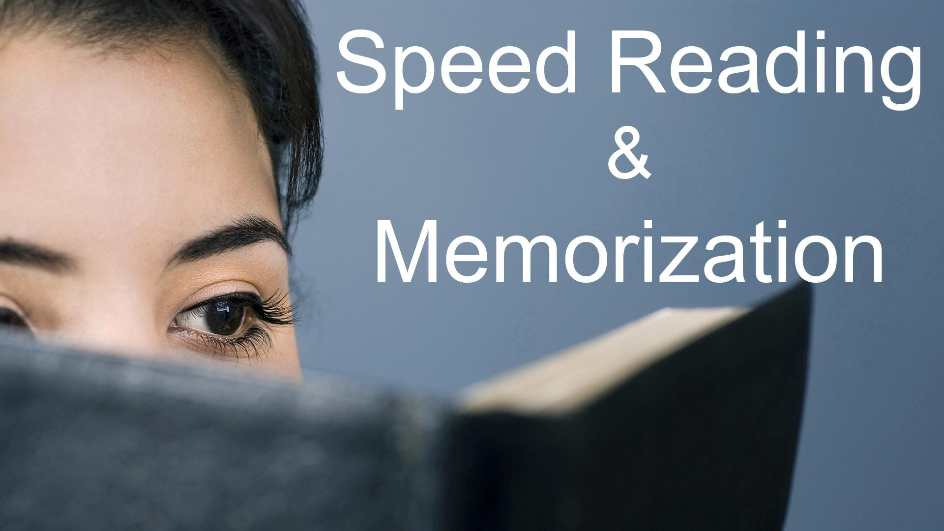 Speed Reading & Memorization Class in Boston