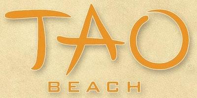 TAO BEACH - Vegas Pool Party - August 16