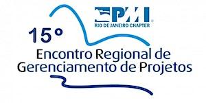 15º Encontro Regional de Gerenciamento de Projetos
