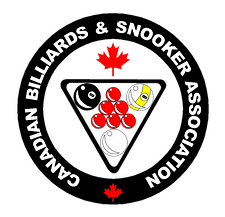 Canadian Billiards & Snooker Association logo