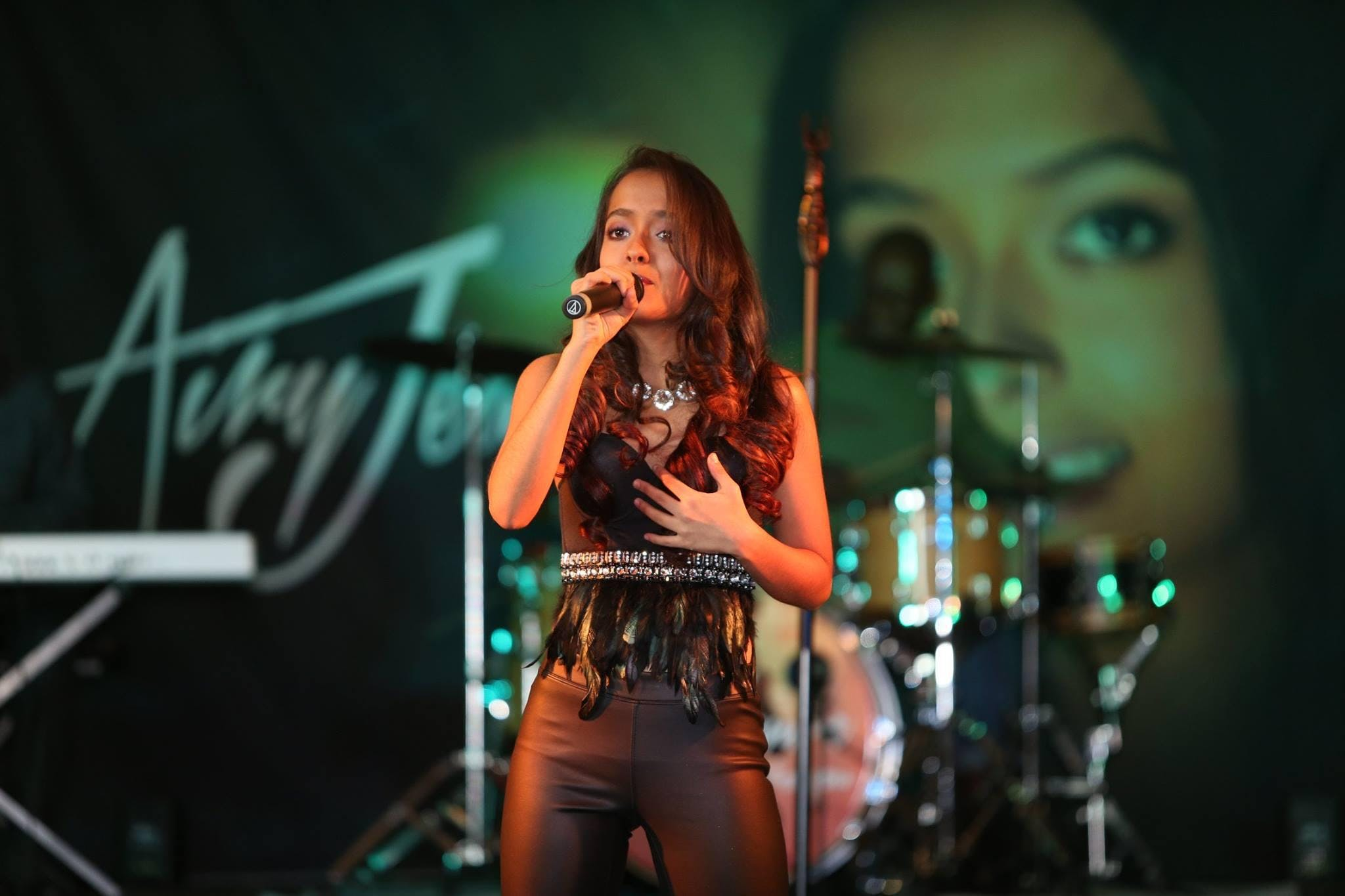 Airy Jeanine & Friends Live at The Loft at 350 West Orange NJ