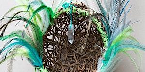 Random Weave Basket Making Workshop April 2018