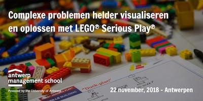 LEGO® Serious Play® - Complexe problemen helder visualiseren en oplossen - Editie Antwerpen