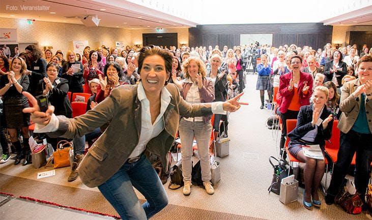 Konstanz erlebt - Kundenverblüffung mit Daniela Ben Said & anschließendes Networking