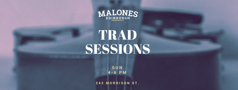Malones trad music session!