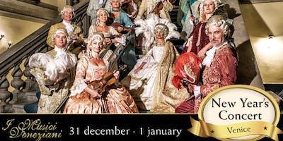 I Musici Veneziani |  New Year's Concert