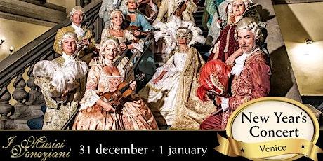 I Musici Veneziani |  New Year's Concert entradas