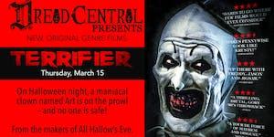 Dread Central presents THE TERRIFIER.
