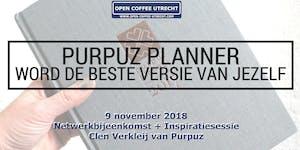 Open Coffee Utrecht | 9 nov. 2018 | Network Meetup +...