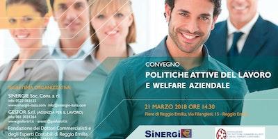 Politiche attive del lavoro e welfare