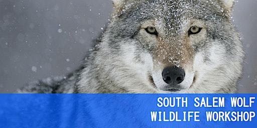 WOLF WILDLIFE WORKSHOP