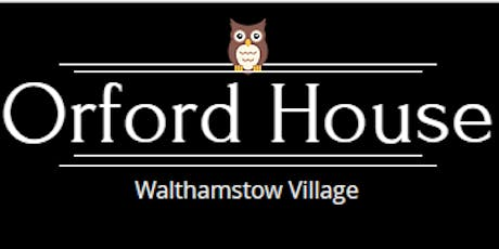 £7 Yoga in Walthamstow - SUN - @OrfordHouse tickets