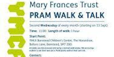 Pram walk & talk