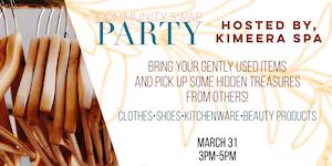 Kimeera Spa| Spring Swap Party