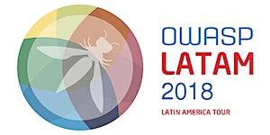 OWASP LATAM TOUR 2018 - Chile