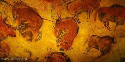 Шесть лекций об искусстве. Живопись палеолита (Лекция 1)