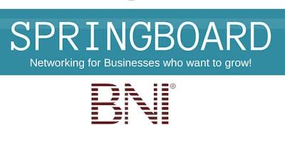 BNI Springboard Business Networking Breakfast