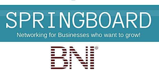 BNI Springboard Business Networking Breakfast