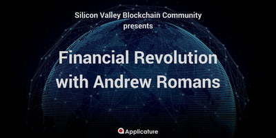 ICOs & Cryptocurrencies - Financial Revolution with Andrew Romans