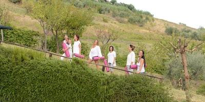 Yoga and Dance- ENERGY - MOVEMENT - HEALING Day 3