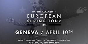 ° COMPLET ° GENÈVE 10 avril - Conférence de NASSIM...